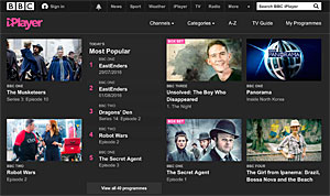 BBC iPlayer to close loophole 1st September 2016